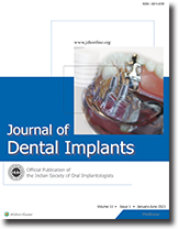 Journal of Dental Implants
